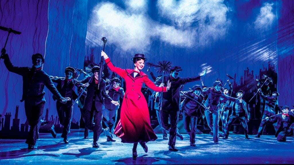First Look Mary Poppins at The Prince Edward Theatre