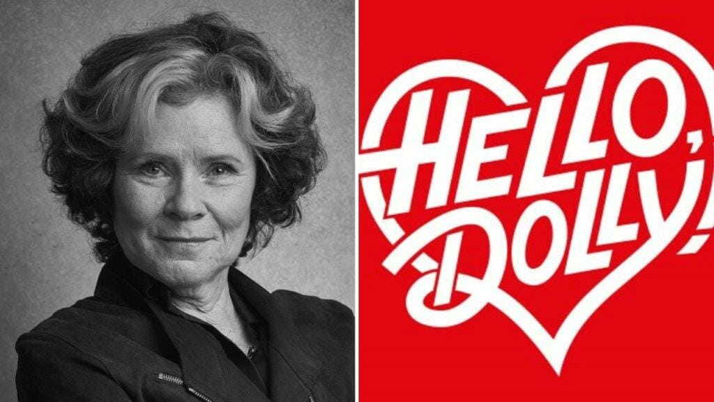 Imelda Staunton Hello Dolly