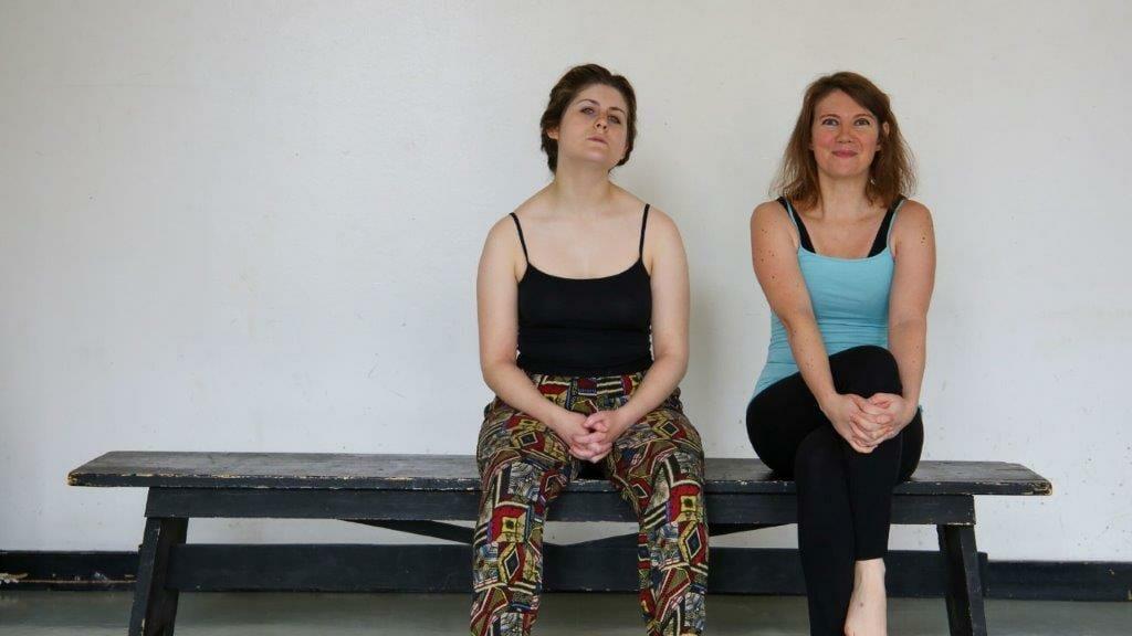 Nor woman Neither Tristan Bates Theatre c. Laura Dorn Photography