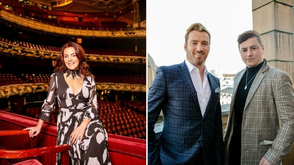 Rachel Tucker Jai McDowall and Matthew Pagan c. Danny Khan