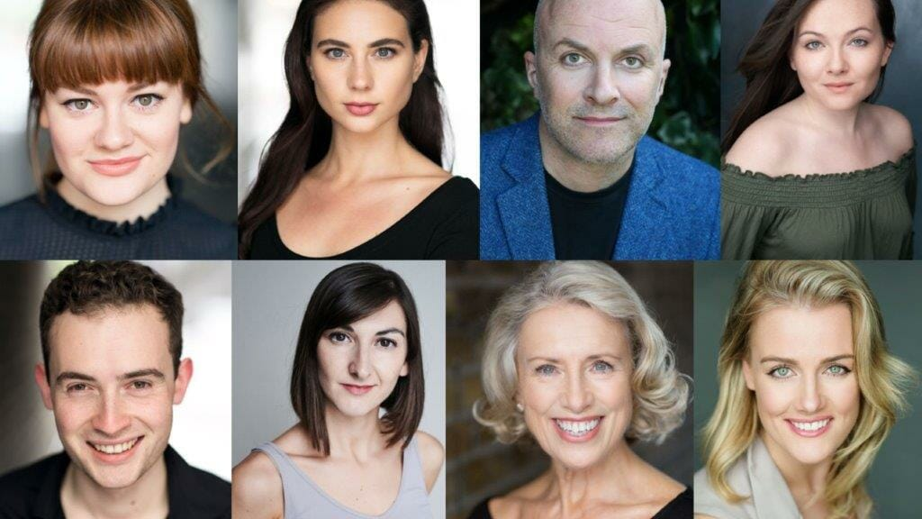 Sinders – The Adult Panto Cast