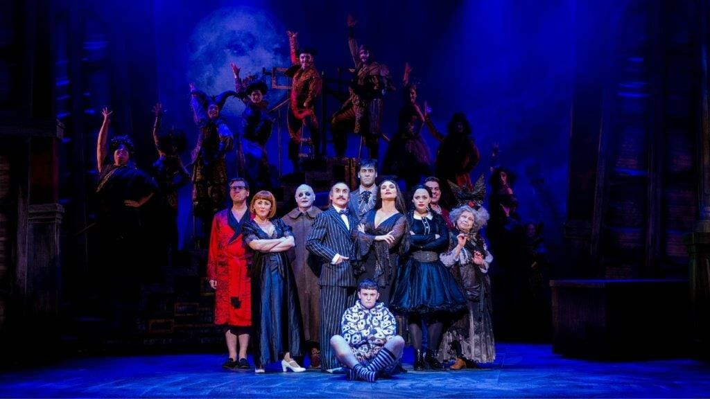 The Cast of The Addams Family c. Matt Martin