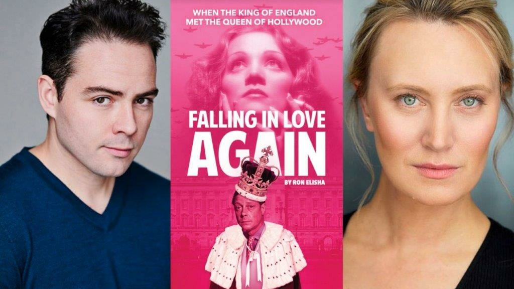 Falling In Love Again at Kings Head Theatre