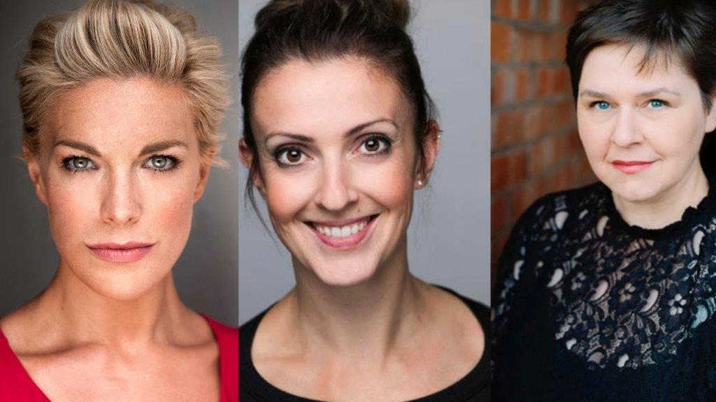 Hannah Waddingham Steph Parry and Emma Norman Join The Pirate Queen