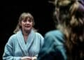 Alexandra Gilbreath in THE SUGAR SYNDROME Orange Tree Theatre photo by The Other