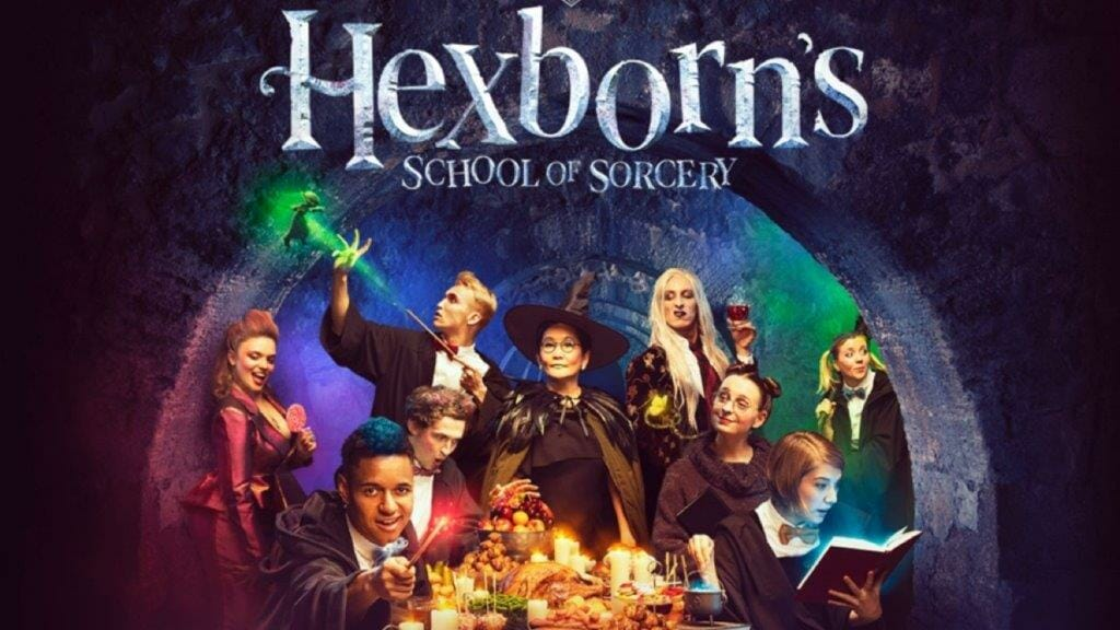 Hexborns School of Sorcery at The Vaults