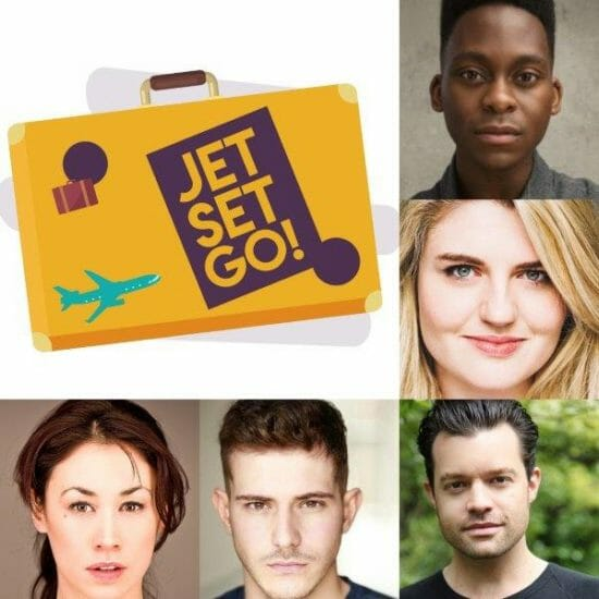 Jet Set Go Headshots