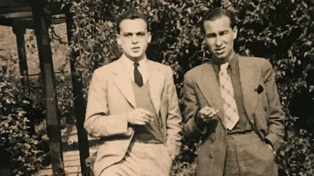 Joe Bor The Story of Walter and Herbert at artsdepot