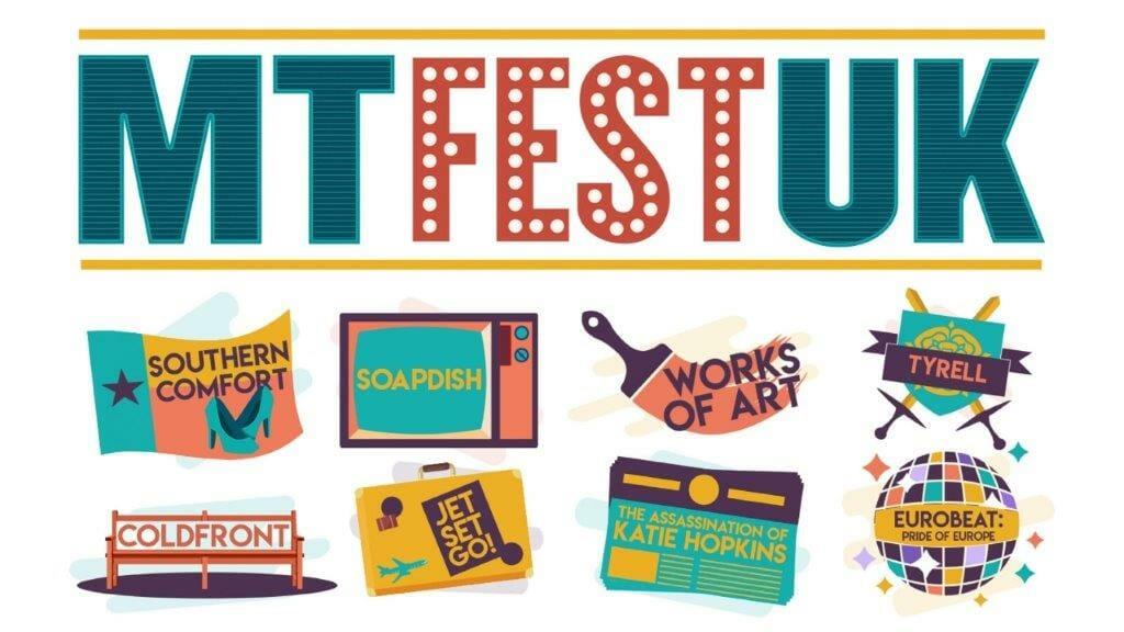 MT FEST UK LineUp
