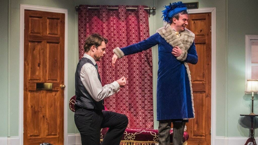 The Importance of Being Earnest Barn Theatre