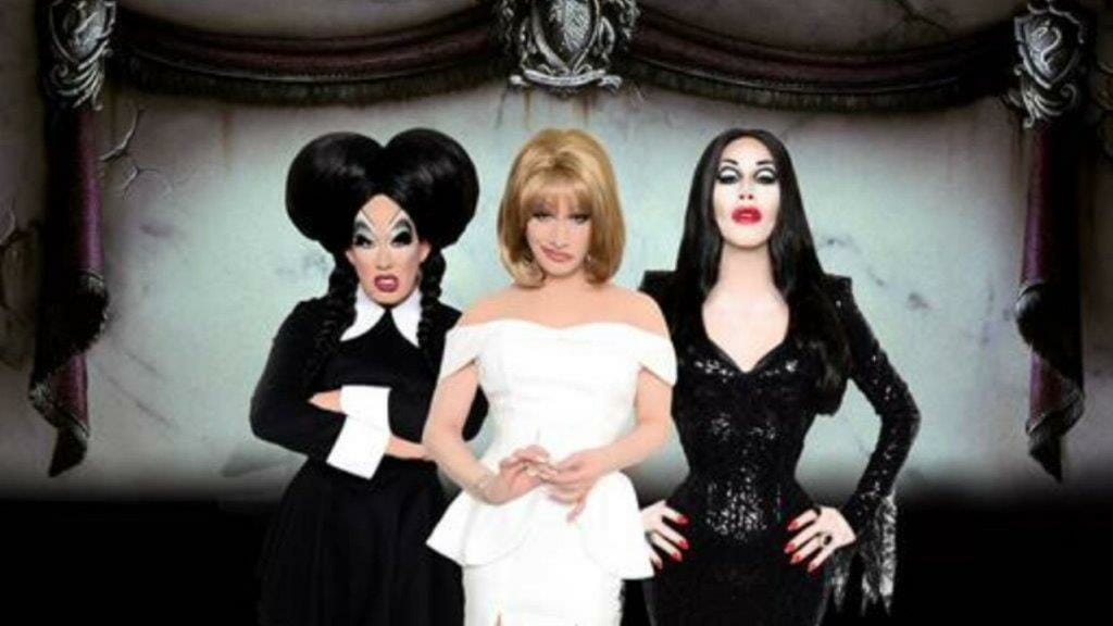 Addams Apple Family Values at Leicester Square Theatre