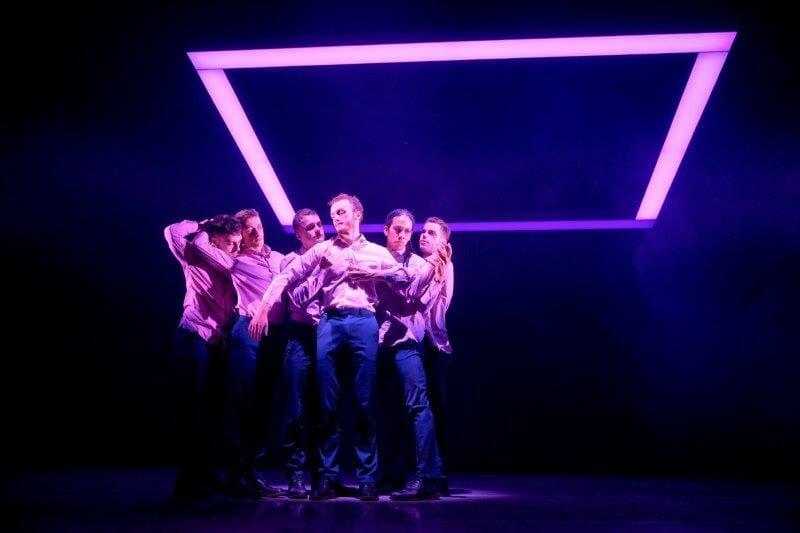 BalletBoyz presents Deluxe Bradley .. Credit George Piper