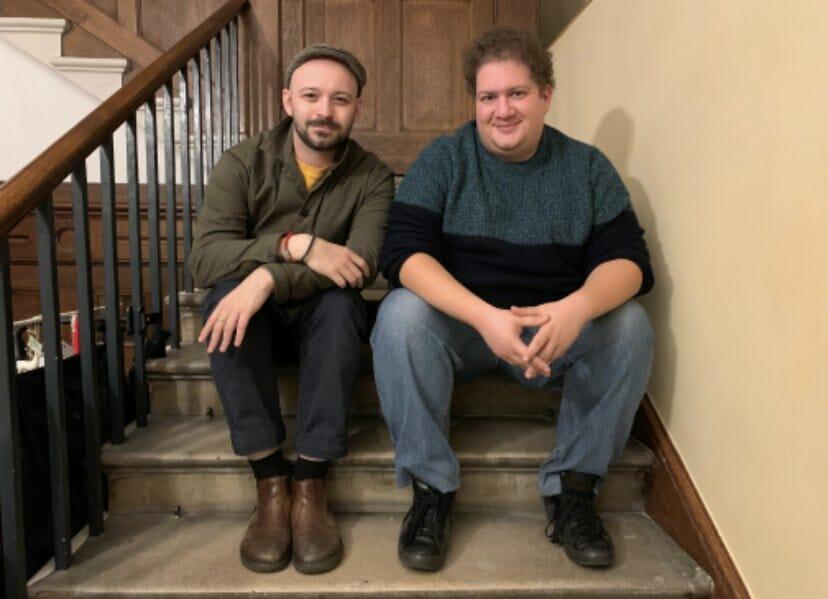 Paul-Ryan Carberry and Paul Virides