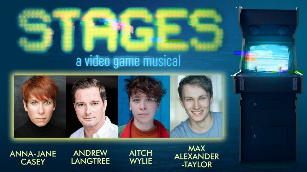 Cast of Stages at Vault Festival