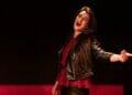 Fiona Finsbury as Musetta Melissa in La bohème credit Ali Wright