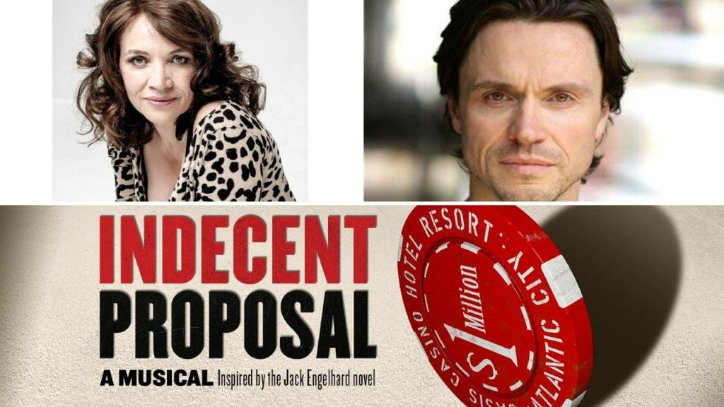 Indecent Proposal Southwark Playhouse