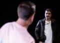 Michael Georgiou as Marcello Marcus in La bohème credit Ali Wright