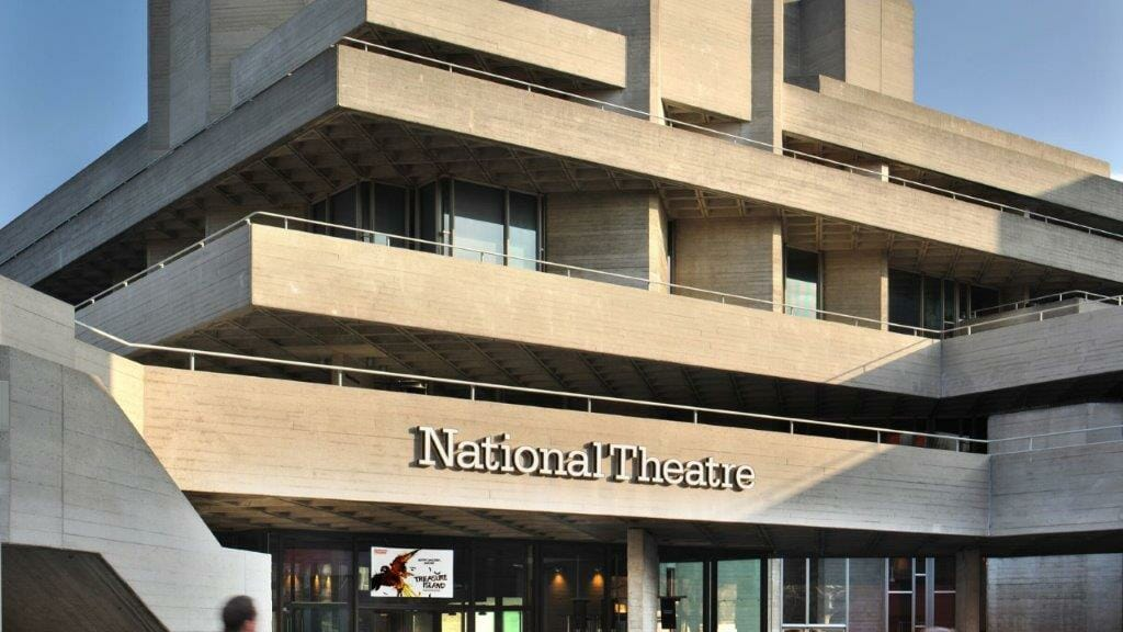 National Theatre photo by Philip Vile
