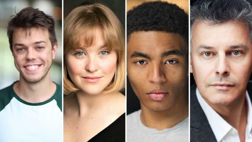 The Cast of Ben Hur