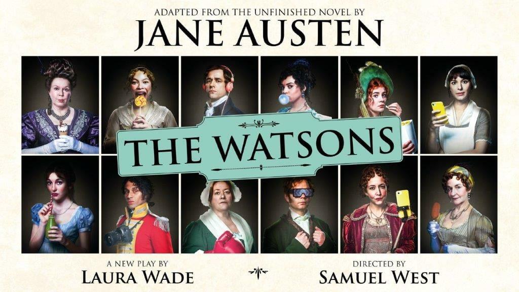 The Watsons Harold Pinter Theatre Cast