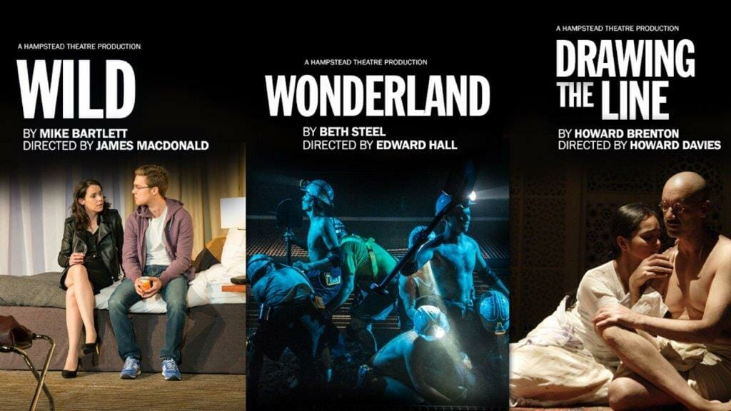 Hampstead Theatre at Home Wild Wonderland and Drawing The Line
