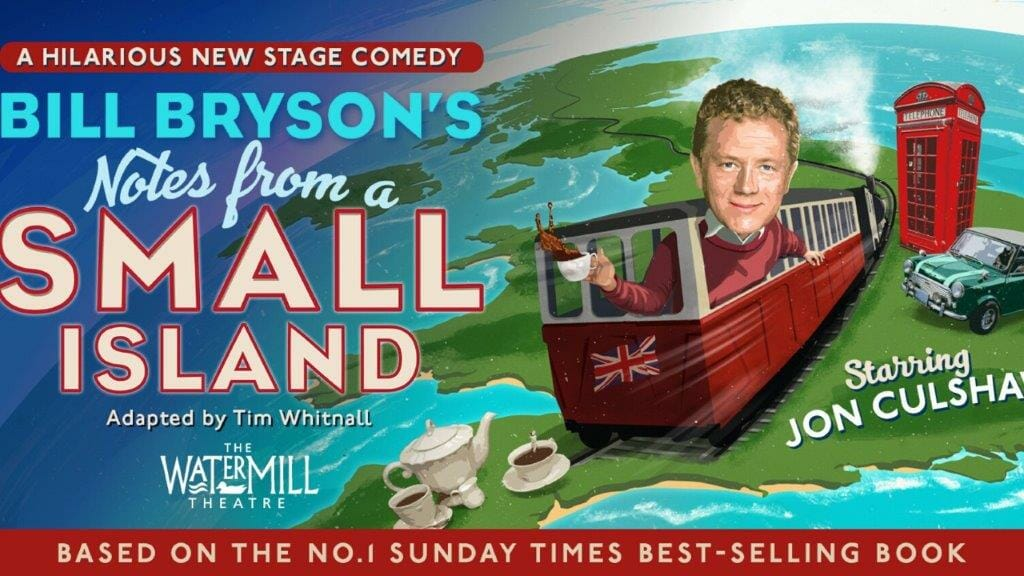 Jon Culshaw to Star in Notes From a Small Island