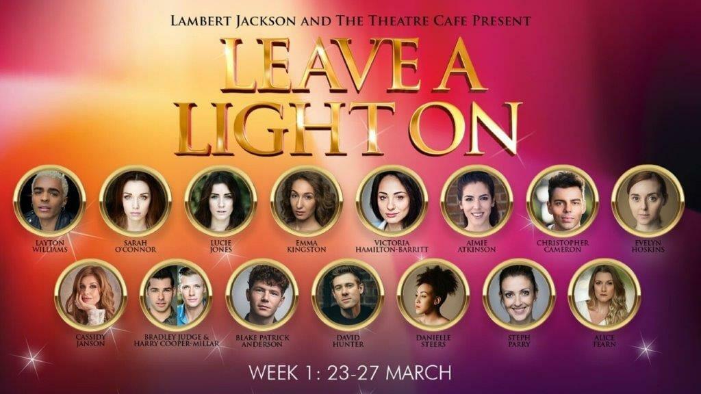 Leave A Light On Line Up Week