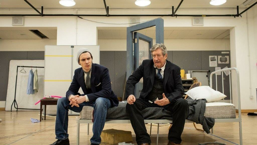 The Dumb Waiter at Hampstead Theatre in Rehearsal
