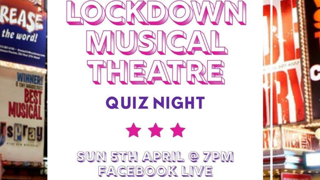 Lockdown Musical Theatre Quiz Night