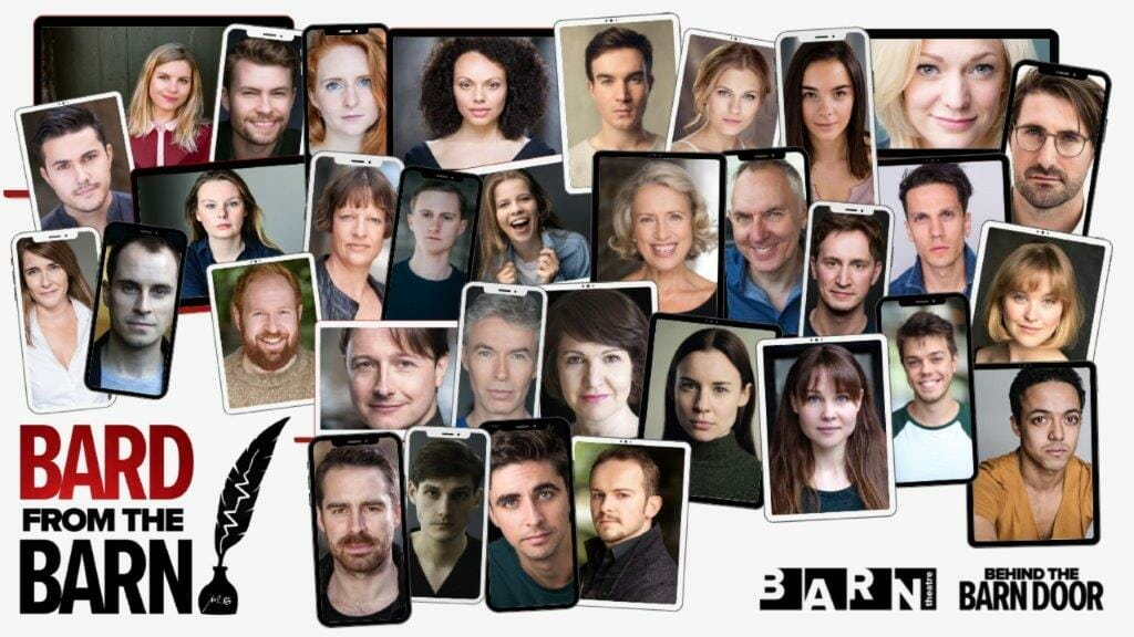 The Cast of Bard From The Barn