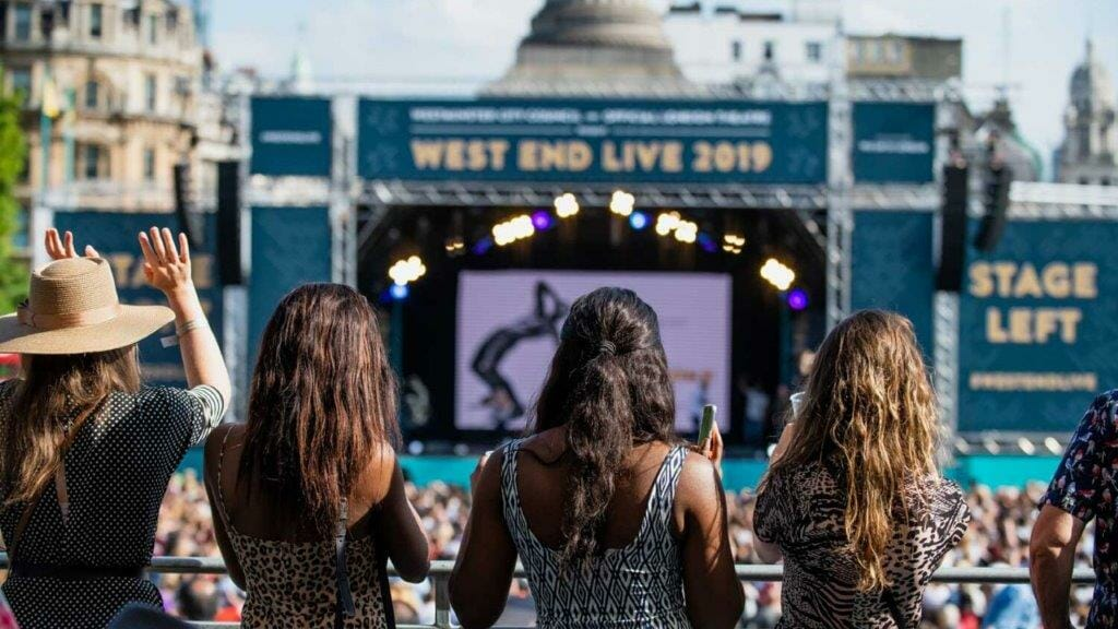 Event Courtesy WestEndLive.co .uk