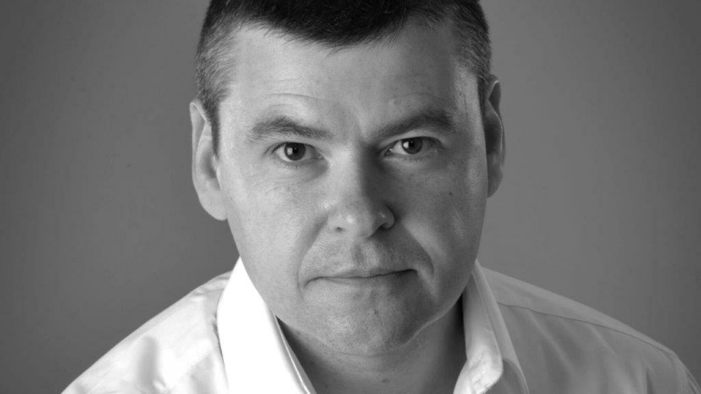 Darren Donohue Radius Playwriting Award Winer