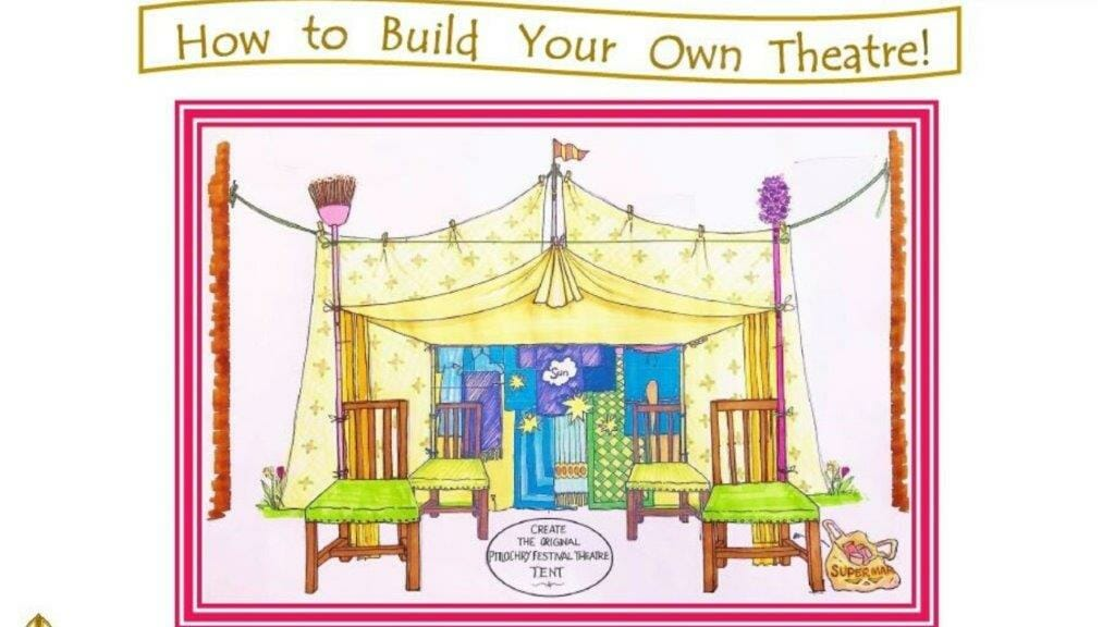 Pitlochry Festival Theatre Build Your Own Theatre