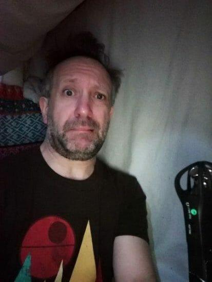 Robin Simpson recording
