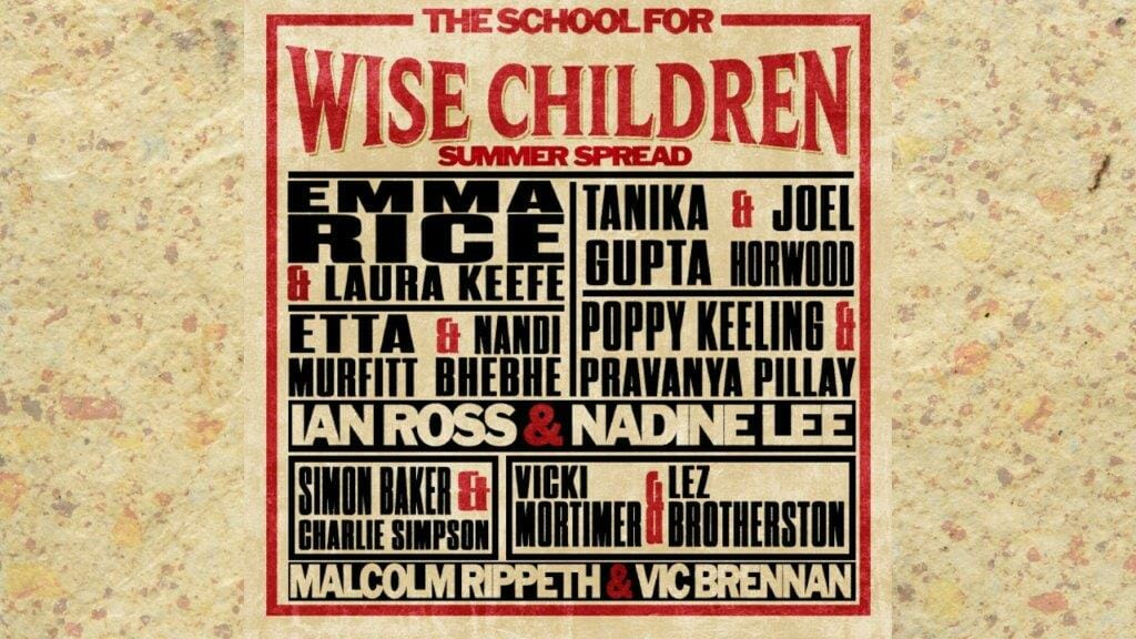 The School For Wise Children