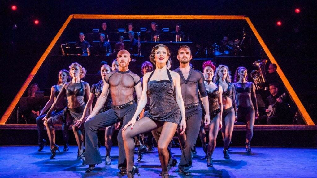 Chicago The Musical UK Tour