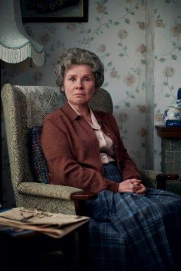 Lady of Letters Imelda Staunton