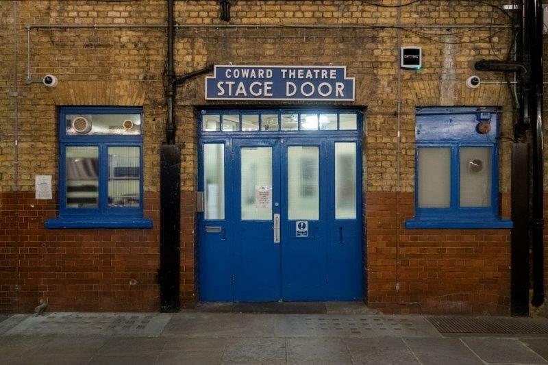 Noel Coward Stage Door c. Ross McRoss