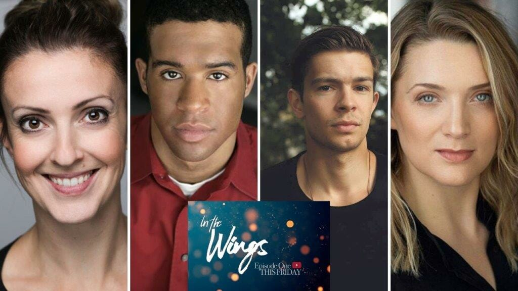 The Cast of In The Wings