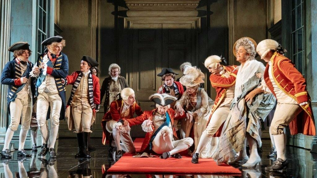 the madness of george iii november p nottingham playhouse