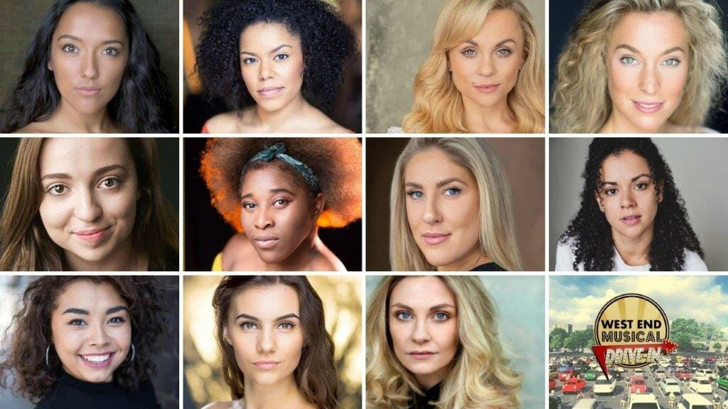Eleven Queens to Perform at West End Musical Drive In