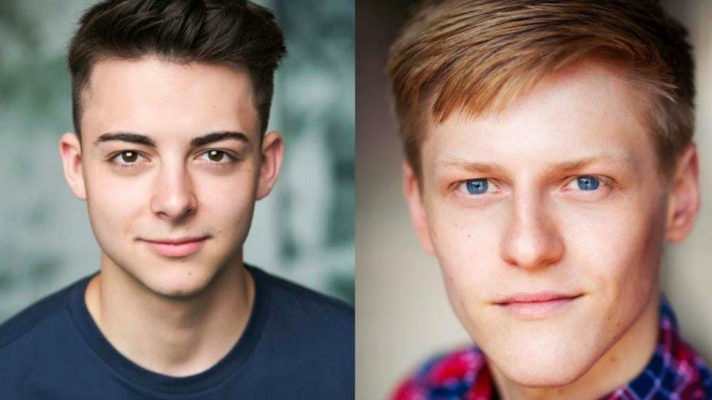 Jed Berry and Kane Verrall will star in Fanny and Stella