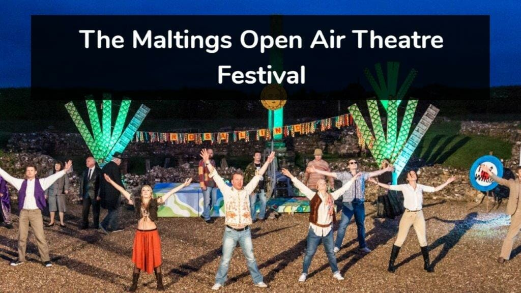 Maltings Open Air Theatre Festival