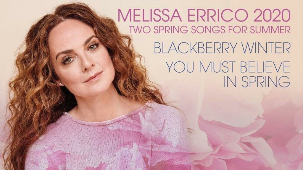 Melissa Errico Two Spring Songs for Summer
