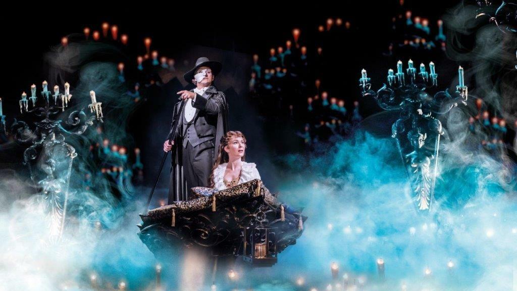 The Phantom of the Opera c. Johan Persson