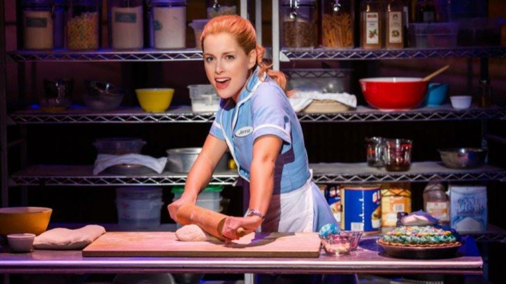 US Tour of Waitress c. Jeremy Daniel