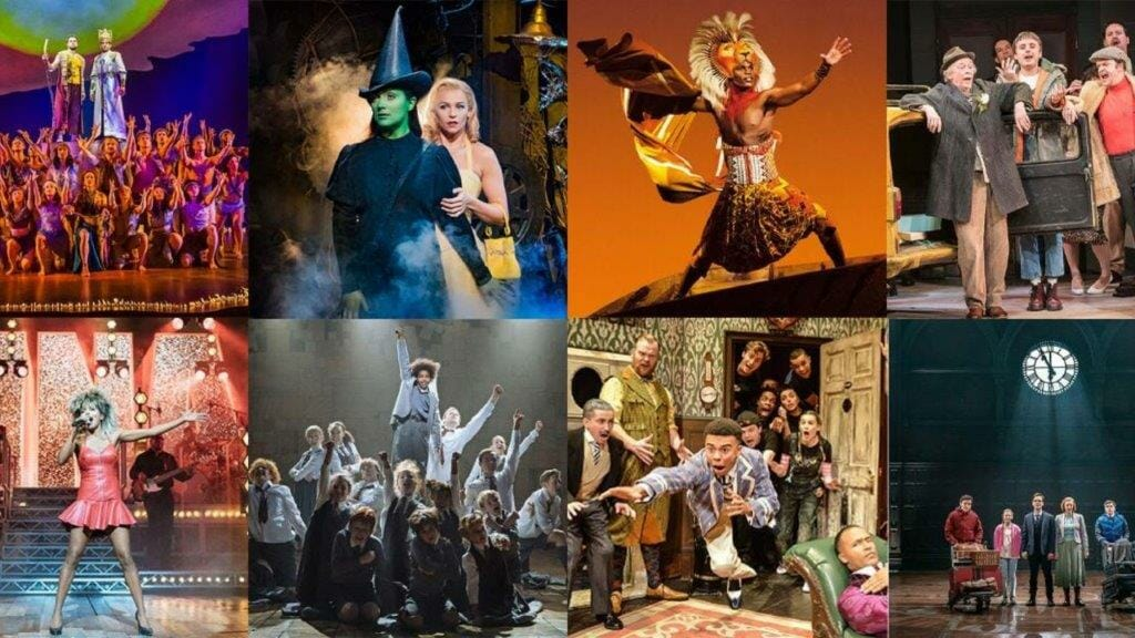 Official London Theatre and Sky VIP c. OLT