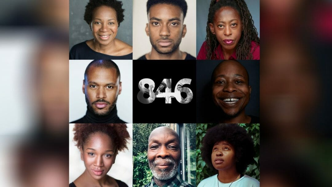 Cast of 846 Live