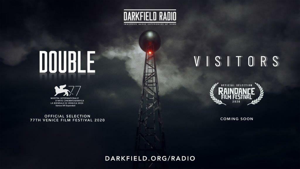 Darkfield Radio Visitors and Double