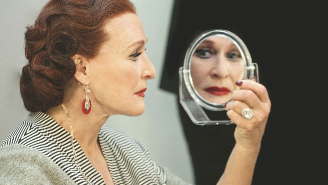 Glenn Close in sunset Boulevard from Simon Annands Time To Act